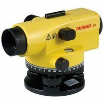 Leica RUNNER20 20x optikai szintezőműszer
